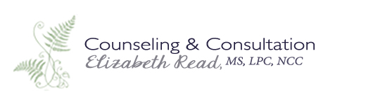 Counseling with Elizabeth Read